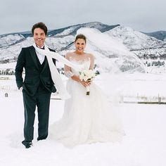 Richard Marx and Daisy Fuentes Tie the Knot in Aspen: See the Gorgeous Wedding Photos! http://www.people.com/article/richard-marx-daisy-fuentes-married