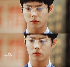 Choose one's own route  Park Bo Gum, Kdrama, Fangirl, Handsome, Actors, Movie Posters, Movies, Korean, Glass