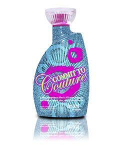 Commit to Couture - Tan Enhancer, DHA Bronzer Features a Pure Paradise fragrance