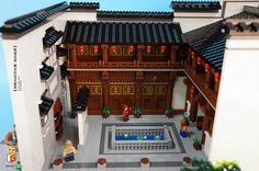 Chinese architecture-the Huizhou-style folk dwelling house… | Flickr