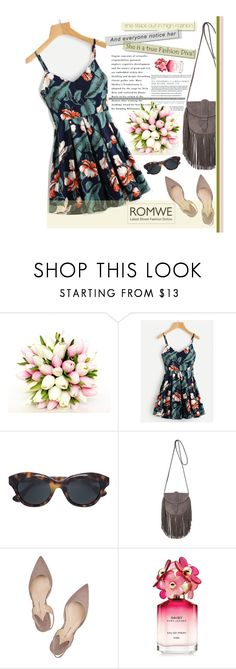 """""""Romwe contest - WIN THIS AMAZING DRESS FOR SUMMER"""" by royals88 ❤ liked on Polyvore featuring Linda Farrow, GRACE Atelier De Luxe, Paul Andrew and Marc Jacobs"""