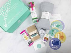Ecocentric Mom is a subscription of eco-friendly items for mom and baby. Check out our February 2018 review + coupon!   Ecocentric Mom February 2018 Subscription Box Review + Coupon →  https://hellosubscription.com/2018/02/ecocentric-mom-february-2018-subscription-box-review-coupon/ #EcocentricMom  #subscriptionbox