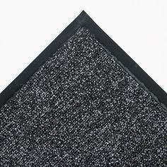 Fore-Runner Outdoor Scraper Mat, Polypropylene, 48 X 72, Gray