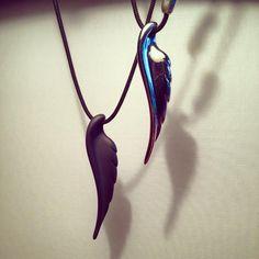 Minas wings 2015 Arrow Necklace, Pendant Necklace, Wings, Jewelry, Design, Jewlery, Jewerly, Schmuck, Ali