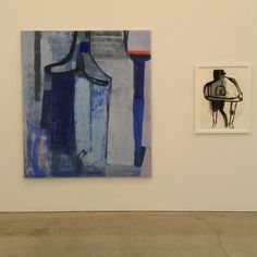 Amy Sillman at #sikkemajenkins by blouin_artinfo