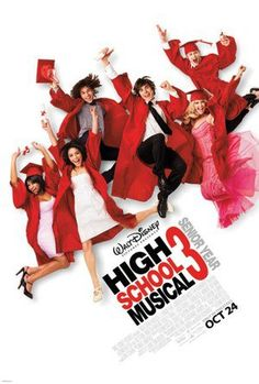 Watch High School Musical 3: Senior Year Full Movie Streaming HD saw in theaters