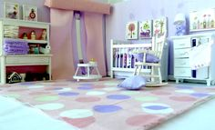 Nurseries: Pink Or Blue Myth. It seems to be a hard and fast rule today. Is there a biological difference in the sexes or is it a cultural choice? And what does a dollhouse enthusiast do with this information?