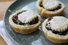 mince tarts 3 Homemade All Fruit Mincemeat (and Tarts)