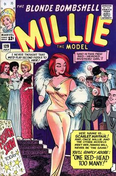 Featured Characters: Millie the Model Supporting Characters: Clicker Holbrook, Chili Storm, Toni Turner, Howard Hanover