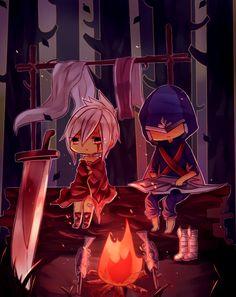 Riven and Talon