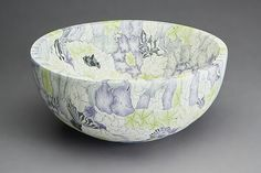 My latest body of work explores the processes of Nerikomi and Kintsugi for the creation of unique and decorative ceramic objects. Porcelain Clay, Stoneware Clay, Ceramic Bowls, London Art Fair, London Design Week, Mint Shop, China Crafts, Pinch Pots, Royal College Of Art