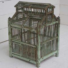 Antique Birdcage