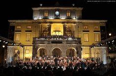 Opera House - S. Carlos Theater - outside Festival #Lisbom #Portugal
