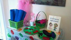 Stealing Em's idea for a super why party