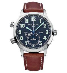PATEK PHILIPPE SA - Komplizierte Uhren Ref. 5524G-001 Weißgold