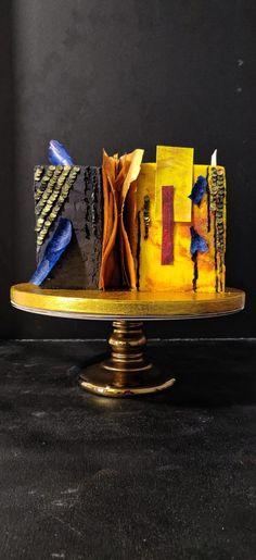 Persoonalliset, taiteelliset ja uniikit tilauskakut Elmo's Cakery. Vantaa Helsinki Espoo. Elmo, Helsinki, Cake Art, Contemporary, Unique, Painting, Beautiful, Art Cakes, Painting Art