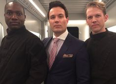 """1,770 Likes, 137 Comments - David Haydn-Jones (@davidhaydnjones) on Instagram: """"A good """"villain"""" is only as good as his henchmen.  I worked with the best :)!! Loved working with…"""""""