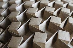 Andrea Russo - paper sculpture