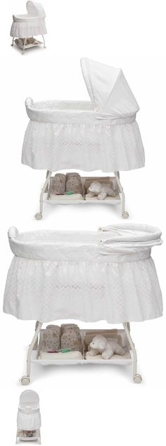 Cool Bassinets and Cradles Delta Baby Nursery Crib Bassinet Bed Infant Cradle Newborn Bedding Furni Beautiful - Awesome portable baby sleeper Photos