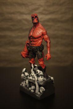 Wetworks – Hellboy Figure Custom