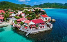 Travel + Leisure readers chose cliff-side havens in St. Lucia as well as sleek resorts in Jamaica and Turks & Caicos in this year's World's Best Awards. Grenada Resorts, Bahamas Resorts, Santa Lucia, Montego Bay, Top Hotels, Hotels And Resorts, Beach Club, Spas, Jamaica