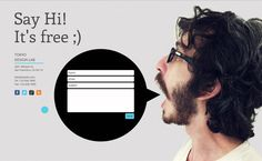 10 Creative Contact Pages | Practical Ecommerce