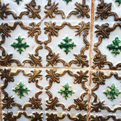 Azulejos Portugueses,Vicência - casa paroquial