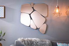 Luxusné dizajnové zrkadlo ružové. Design Baroque, Spiegel Online, Elegant, Your Space, Wall Lights, Traditional, Modern, Glass, Pink