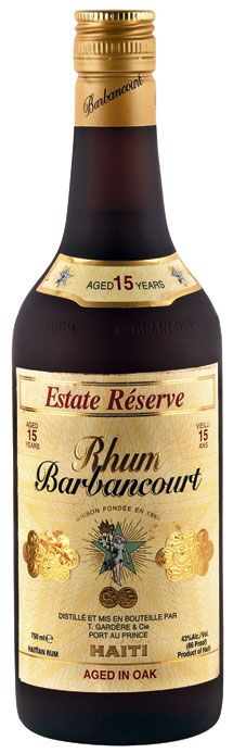 Rhum Barbancourt Estate Reserve 15 years I need to find some ASAP