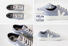 Apparue en il y a plus de 10 ans en 2006, la marque de chaussures de loisir Veja était à l'époque pionnière dans le créneau de la mode éthique, avec une fabrication en coton biologique et caoutchouc naturel d'Amazonie, en partenariat étroit avec les familles de Seringueiros (récolteurs de caoutchouc) mais aussi avec les militants …