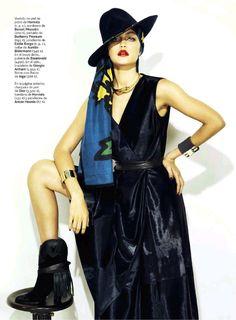 visual optimism; fashion editorials, shows, campaigns & more!: se busca: gigi hadid by henrique gendre for s moda 4th october 2014