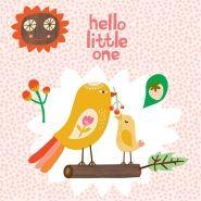 HelloLittleOnepink_greetingcard