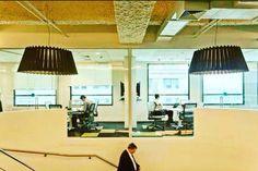 As fotos finais da nova sede da Cetelem, empresa financeira francesa, em Alphaville perto de São Paulo, realizada pela Arealis Brasil ! #arquiteturacorporativa #corporatearchitecture