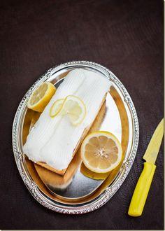 Starbucks Lemon Loaf Cake - the True Copycat Recipe, fluffy, yet dense, yet moist with a delicious lemony glaze  by LettheBakingBeginBlog.com   @Letthebakingbgn
