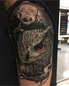 22 татуировки, что Вы хотите сделать, чтобы превратить свое тело в холст - Галерея мирового класса | eBaum по