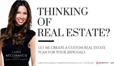 Thinking if buying or selling In The market has shifted lets meet to discuss and create a plan for your goals. Income Property, Real Estate Broker, Real Estate Investing, Real Estate Marketing, Carrie, Carry On, Attraction, Muse, Emerald