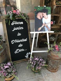 26 Awesome Greenery Wedding Ideas For Wedding Welcome 33 Wedding Signs, Diy Wedding, Rustic Wedding, Wedding Flowers, Dream Wedding, Wedding Day, Wedding Goals, Wedding Planning, Charro Wedding