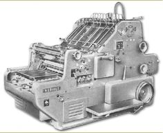 Nebiolo RTE Automatic stop-cylinder 1957