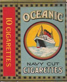 Cigarette Packs 218