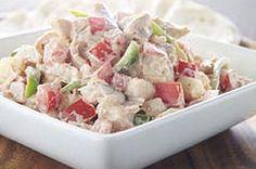 Mexican Chicken Salad recipe food
