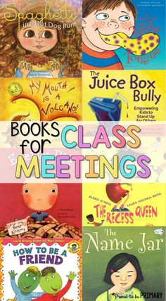 Are you looking for a way to help children and social responsibility skills in the classroom? This informative post outlines how-to run effective classroom meetings today! It includes details about the schedule, social emotional topics, lessons and activities, books, and a FREE planner to get you set! Classroom Behavior, Kindergarten Classroom, Future Classroom, Classroom Management, Classroom Meeting, Behavior Management, Classroom Ideas, Classroom Libraries, Diversity In The Classroom