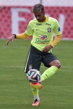 #neymarjr10 #training #wc2014