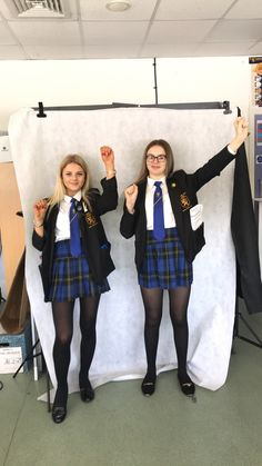 Cute School Uniforms, British Schools, Homework, Tights, Women's Fashion, Toys, Sexy, Dresses, Navy Tights