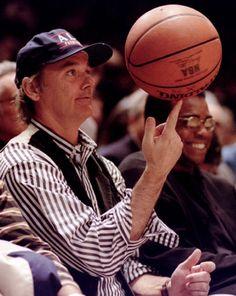 Bill Murray & basketball