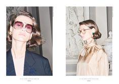 Streeters - News - Victoria Beckham Eyewear Spring/Summer 2018