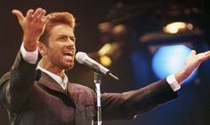 Andrew Ridgeley and Elton John join tributes to star who first made his name as half of pop group Wham! before going on to solo success