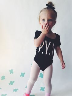 T screen-printed on a pink shortsleeve leotard! An ode to our all-time favorite - Michael Jackson! Toddler Leotards, Girls Leotards, Gymnastics Leotards, Toddler Leggings, Mini Me, Michael Jackson, Screen Printing, Kids Outfits, Onesies