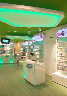 Parqcolor flooring - Smartpharmacy (Italy)
