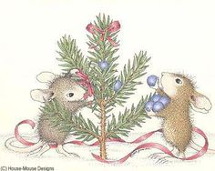 """Peace on Earth"" from House-Mouse Designs"