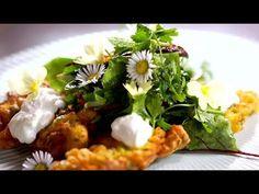 Karfioltócsni zöldfűszersalátával - Borbás Marcsi szakácskönyve (2019.05.19.) - YouTube